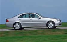 Обои автомобили Mercedes-Benz E420 CDI - 2005