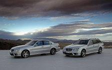Обои автомобили Mercedes-Benz E63 AMG - 2006