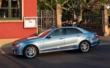 Обои автомобили Mercedes-Benz E500 Avantgarde - 2011