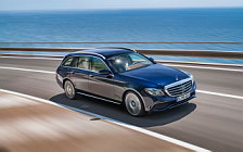 Обои автомобили Mercedes-Benz E 200 d Estate Exclusive Line - 2016