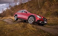Обои автомобили Mercedes-Benz E-class All-Terrain - 2016