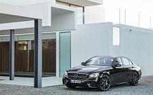 Обои автомобили Mercedes-AMG E 43 4MATIC - 2016