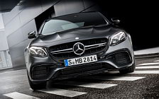 Обои автомобили Mercedes-AMG E 63 S 4MATIC+ Edition 1 - 2017