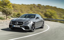 Обои автомобили Mercedes-AMG E 63 S 4MATIC+ - 2017