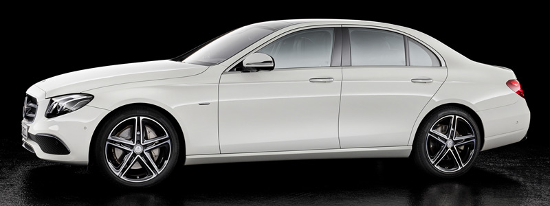 Обои автомобили Mercedes-Benz E-class Avantgarde SportStyle Package - 2018 - Car wallpapers