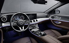 Обои автомобили Mercedes-Benz E-class Avantgarde SportStyle Package - 2018