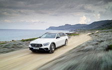 Обои автомобили Mercedes-Benz E 350 d 4MATIC All-Terrain - 2020