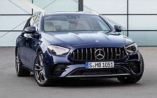 Обои автомобили Mercedes-AMG E 53 4MATIC+ Estate - 2020