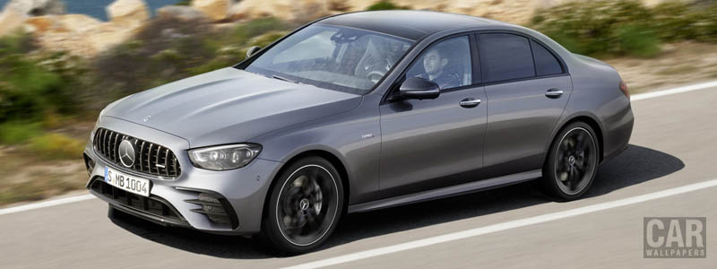 Обои автомобили Mercedes-AMG E 53 4MATIC+ - 2020 - Car wallpapers