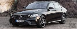 Mercedes-AMG E 43 4MATIC - 2016