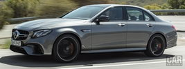 Mercedes-AMG E 63 S 4MATIC+ - 2017