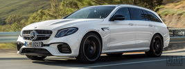 Mercedes-AMG E 63 S 4MATIC+ Estate - 2017