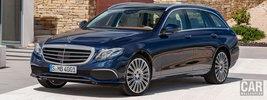 Mercedes-Benz E 200 d Estate Exclusive Line - 2016