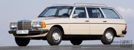 Mercedes-Benz E-class Estate S123 - 1978-1986