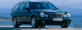 Mercedes-Benz E-class Estate S210 - 1999