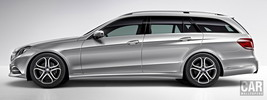 Mercedes-Benz E-class Estate S212 - 2013