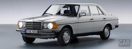 Mercedes-Benz E-class W123 - 1976-1985