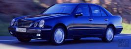 Mercedes-Benz E-class W210 - 1999