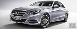 Mercedes-Benz E-class W212 - 2013