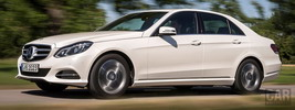 Mercedes-Benz E200 Natural Gas - 2013