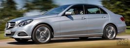 Mercedes-Benz E220 BlueTEC BlueEFFICIENCY Edition - 2013