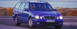 Mercedes-Benz E220 CDI Estate Classic S210 - 1999