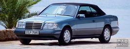 Mercedes-Benz E220 Cabriolet A124 - 1992-1997