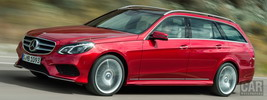 Mercedes-Benz E250 Estate AMG Sports Package - 2013