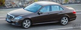 Mercedes-Benz E300 BlueTEC HYBRID - 2013