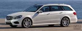 Mercedes-Benz E300 BlueTec HYBRID Estate AMG Sports Package - 2013