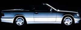 Mercedes-Benz E36 AMG Cabriolet A124 - 1993-1997