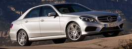 Mercedes-Benz E400 AMG Sports Package - 2013