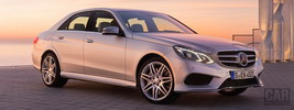 Mercedes-Benz E500 AMG Sports Package - 2013