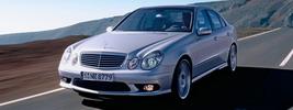 Mercedes-Benz E55 AMG - 2002