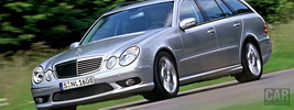 Mercedes-Benz E55 AMG Estate - 2003