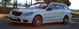 Mercedes-Benz E63 AMG Estate - 2012