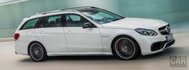 Mercedes-Benz E63 AMG S-Model Estate - 2013