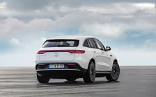 Обои автомобили Mercedes-Benz EQC 400 4MATIC AMG Line - 2019