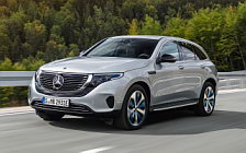 Обои автомобили Mercedes-Benz EQC 400 4MATIC - 2019