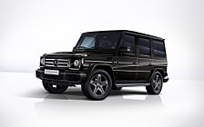 Обои автомобили Mercedes-Benz G 350 d Limited Edition - 2017
