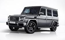 Обои автомобили Mercedes-Benz G 500 Limited Edition - 2017