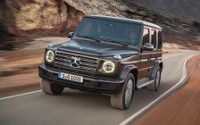 Обои автомобили Mercedes-Benz G 500 - 2018