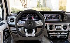 Обои автомобили Mercedes-AMG G 63 - 2018