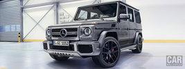 Mercedes-AMG G 63 Edition 463 - 2015