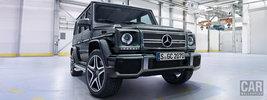 Mercedes-AMG G65 - 2015