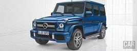 Mercedes-Benz G-class Designo - 2015