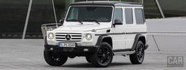 Mercedes-Benz G-class Edition 35 - 2014