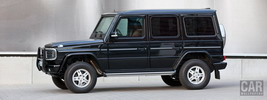 Mercedes-Benz G-class Guard - 2011