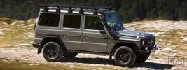 Mercedes-Benz G-class Professional - 2012