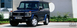 Mercedes-Benz G300 Turbodiesel - 2000